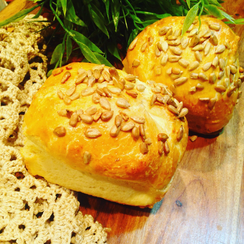 Zeytinli ve Pırasalı Ekmekler